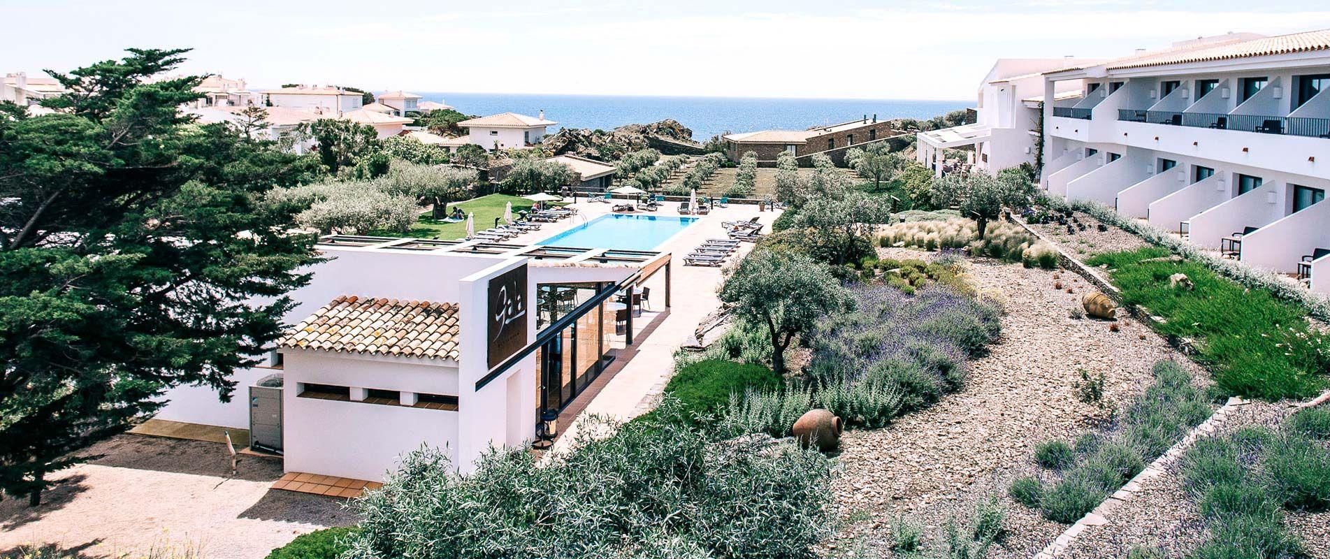 Bienvenidos al Hotel Sol Ixent: