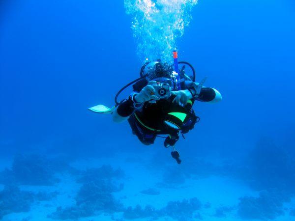 Immersió subaquàtica
