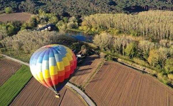 Ballon flight